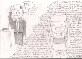 Winry...Just Shut Up... by CaramelPeach