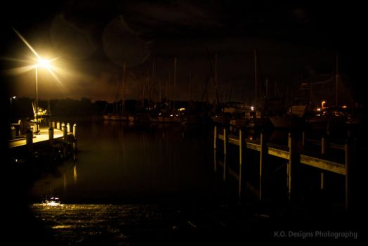 Night Boats by kyofanatic1
