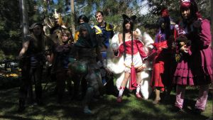 NDK 2012 League of Legends Group by XSinTrick