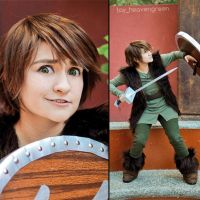 Hiccup appreciation by Heavengreen