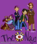 The Nays T-Shirt by Speedvore