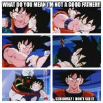 Great Parenting by godzilla77