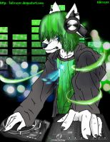 Furry DJ Version 2 Finished by FoxRaver