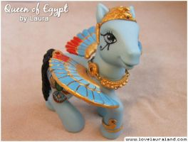 Queen of Egypt by customlpvalley