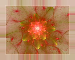 Softly Kissed by fractal1