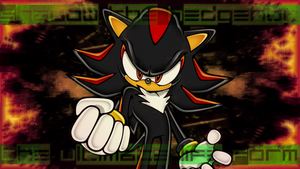 Shadow the Hedgehog[34] by Light-Rock