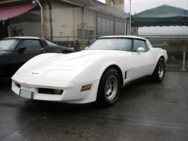 Chevrolet Corvette C3 Stingray by franco-roccia