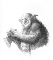 Troll by TurnerMohan