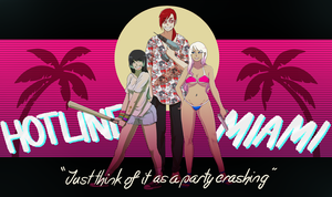 Hotline Miami Roleplay by rrrotten