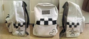 Twilight Town Roxas Backpack by PoisonPawz