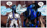 Mass Effect 2: Vanguard Spectacle by Misformac