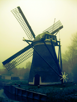 Mill by Pamba