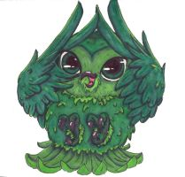 Bubo by Jedi-With-Wings