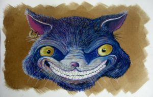 Cheshire Cat by bigcas61