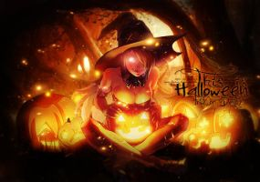This is Halloween - Trick or Death? by Mitsu-chin