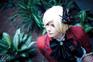 Black Butler - Alois Trancy 4 by LiquidCocaine-Photos