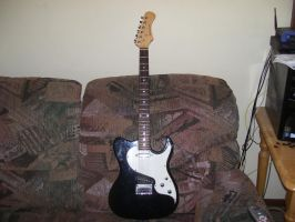 My Guitar by SonicAmp