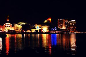 Baltimore Harbor by stephanieleighh
