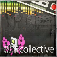 8bit Collective Album Art by AuraHACK