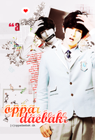 Kiseop 'Kiss Me' - Profile by oppadaebak