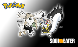 Request: Soul Pokemon by Rindiny
