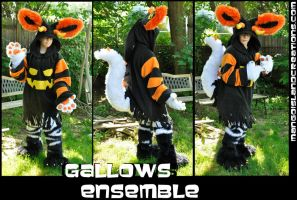 Gallows ensemble by MangoIsland