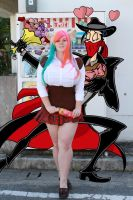 PENNY UNDERBUST meets MANTHOMEX by Manthomex