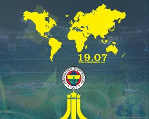 WORLD FENERBAHCE DAY by tanaltan - FenerBah�e �zel Avatarlar