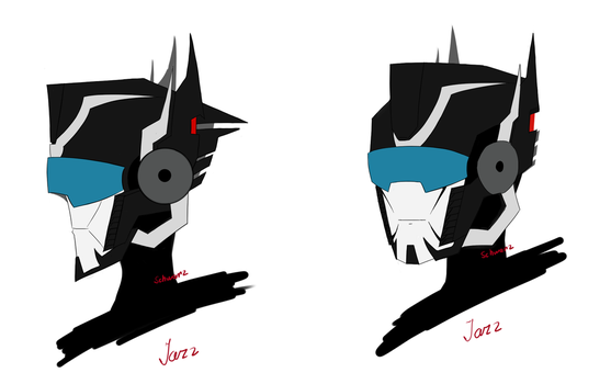TFP Jazz (head design) by Schwarz-one