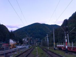 Sinaia station by ranger2011