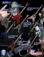 bc rich guitar poster by frumpy