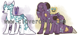 Pillowing Batch: Six (SOLD) by CloverCoin