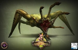 Munch's Oddysee HD - Paramite by TDA-3d