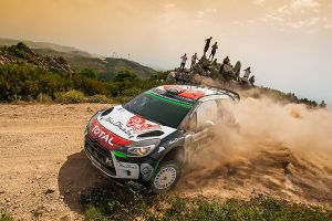 Kris Meeke by snoopersen