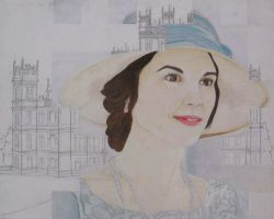 Downton Abbey by Frigate-1812