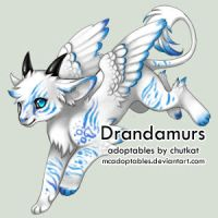 Budgie : Alix by MCAdoptables