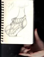 Walk in My Shoes by Vanessa-Maria