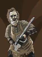 Leatherface - OMM6 by faithless12