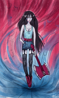 Marceline by AdiFish