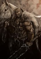 Karsa the Toblakai by slaine69