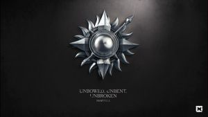 Martell. Unbowed, Unbent, Unbroken by Melaamory