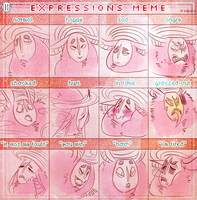 TBSP// Alpa Expression Meme by MrGremble