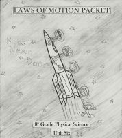 Laws Of Motion Packet by Genincat