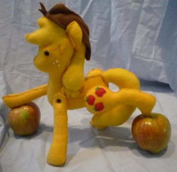 Applejack Plush Update sale by ms-manuscript