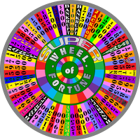 Super Wheel of Fortune Spring 2015 Loaded by germanname