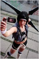 Yuffie cosplay-Advent Children by Zarsu
