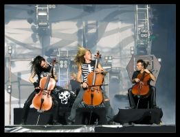 Apocalyptica by DSent