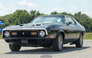 1972 Ford Mustang Project Car by joerayphoto