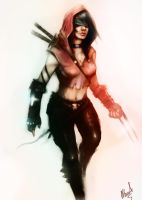 Rogue by Aths-Art