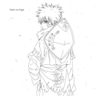 Kami no Kage by HollowCN